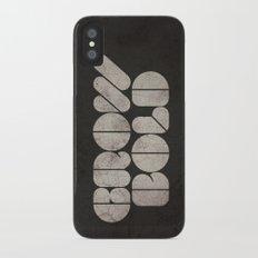 GROW BOLD iPhone X Slim Case