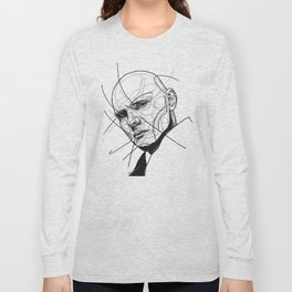 Billy Corgan Long Sleeve T-shirt