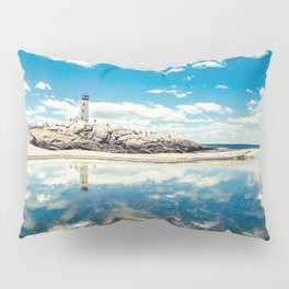 Lighthouse Day Pillow Sham