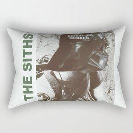 Defeat is Murder Rectangular Pillow