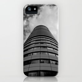Keep Your Aim High (Bridgewater Place) iPhone Case