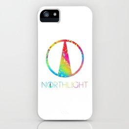 NORTHLIGHT iPhone Case