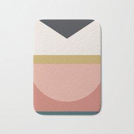 Maximalist Geometric 03 Bath Mat