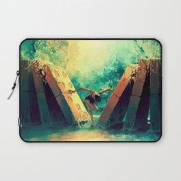 TAURUS from the Dancing Zodiac Laptop Sleeve