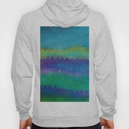 Abstract Composition 541 Hoody