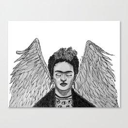 Alas para volar. Canvas Print