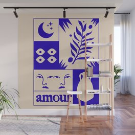 Amour Wall Mural