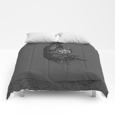 Floating Viking Comforters