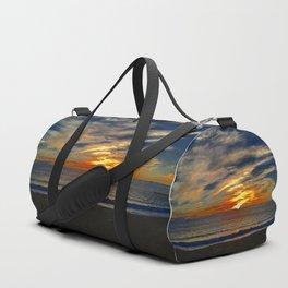 Dusky Waves Duffle Bag