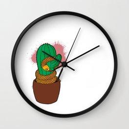 Same keeper Wall Clock