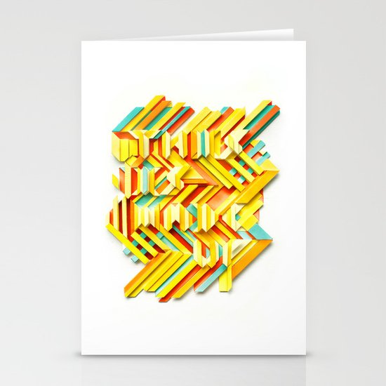 This Is Made Up #3 Stationery Cards
