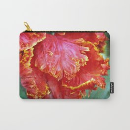 Flamenco Tulip Carry-All Pouch