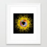 apollo Framed Art Prints featuring Apollo by KAndYSTaR