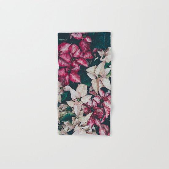 Botanical Beauty Hand & Bath Towel