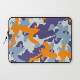 high visibility camouflage Laptop Sleeve