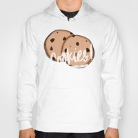 cookies Hoodies featuring Cookies by Chelsea Herrick