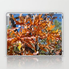 Orange Leaves  Laptop & iPad Skin