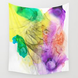Ink 105 Wall Tapestry