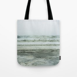The Storm Inside You Tote Bag
