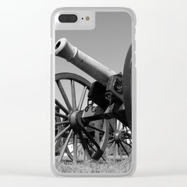 Cannon Clear iPhone Case