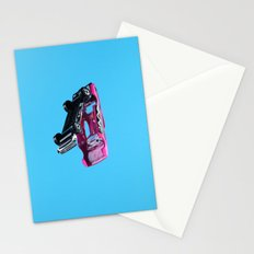 PINK MATCHBOX Stationery Cards