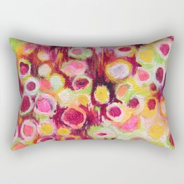 Fun in Minature Rectangular Pillow