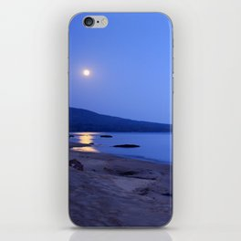 Moon Shimmering on Superior iPhone Skin