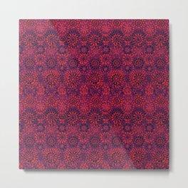 Dhalia - Pink Metal Print