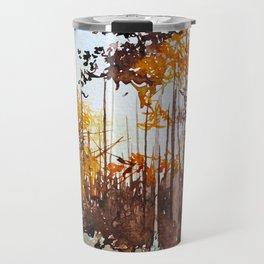 Autumn Exploration Travel Mug