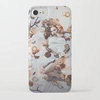 sleeping beauty iPhone & iPod Cases featuring Sleeping Beauty by Rose's Creation