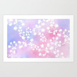 Sakura 2 Art Print