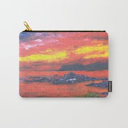 Oban Sunset Carry-All Pouch