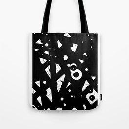 Fragmentation. Tote Bag