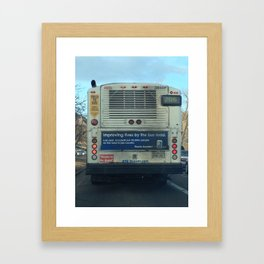 #28 Framed Art Print