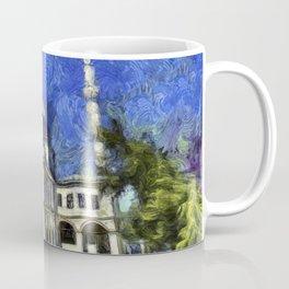 Istanbul Mosque Van Gogh Coffee Mug
