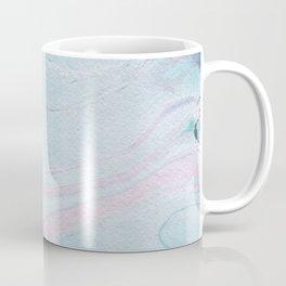 Pastel Blue painting Coffee Mug