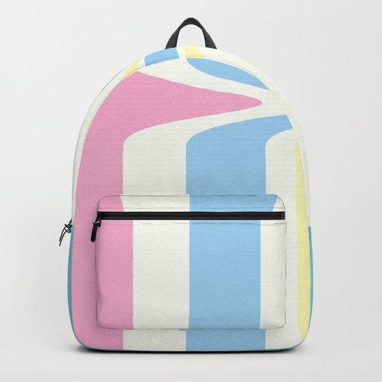 VINTAGE STRIPES Backpack