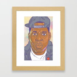 HOVA! Framed Art Print