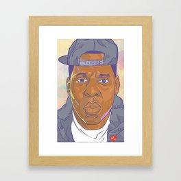 HOVA! Framed Art Print