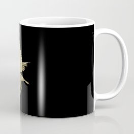 """Golden Boy"" Eagle Design Coffee Mug"