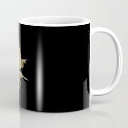 """Golden Boy"" Eagle Design Coffee Mug"
