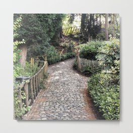 Perfect path Metal Print