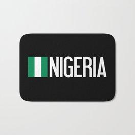 Nigeria: Nigerian Flag & Nigeria Bath Mat