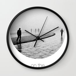 on the otherside. Wall Clock