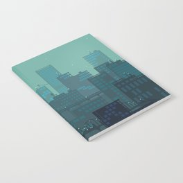 Midnight Blues Notebook