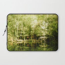 A house in the lake Laptop Sleeve