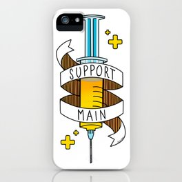 Support Main iPhone Case
