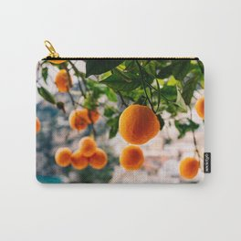 Amalfi Coast Oranges Carry-All Pouch