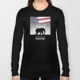 Vote This Way Long Sleeve T-shirt