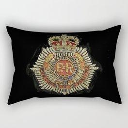 RCT badge Rectangular Pillow